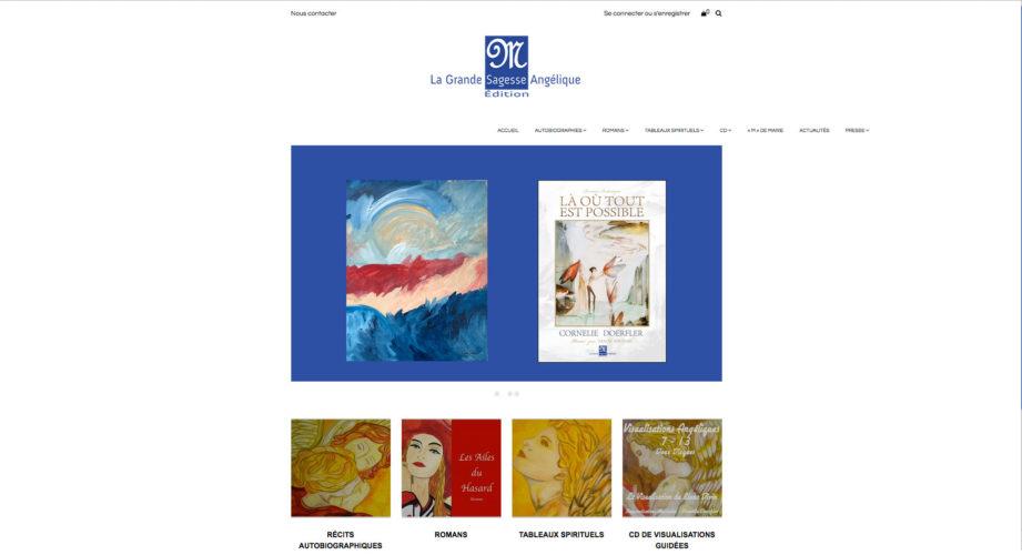 Site internet, e-boutique